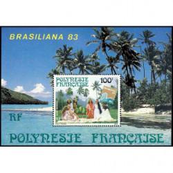 Bloc de Polynésie N° 7 Neuf **