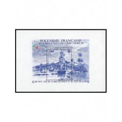 Bloc de Polynésie N° 11...