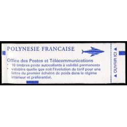 Carnet de Polynésie N° 507...