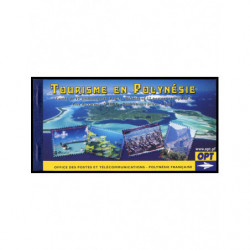 Carnet de Polynésie N° 779...