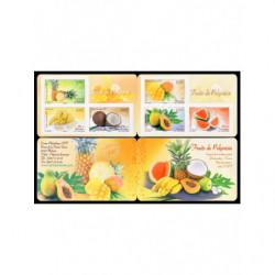 Carnet de Polynésie N° 1023...
