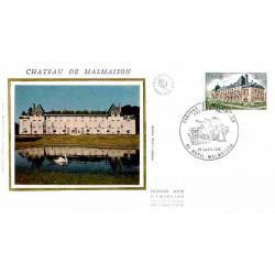 FDC soie - Le Château de la...