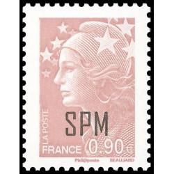 Timbre de SPM N° 968 Neuf **