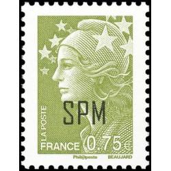 Timbre de SPM N° 992 Neuf **