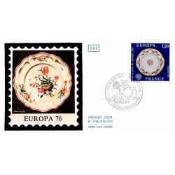 CEF soie - EUROPA (1878) -...