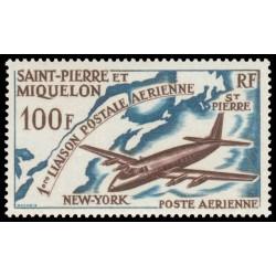 Poste Aérienne de SPM N° 31...
