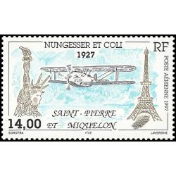 Poste Aérienne de SPM N° 77...
