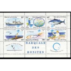 Bloc de Wallis & Futuna N° 2