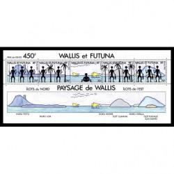 Bloc de Wallis et Futuna N°...
