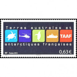 Timbre TAAF N° 681 Neuf **