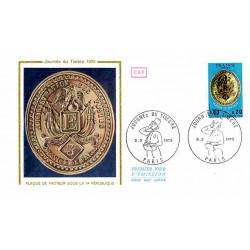 CEF - Journée du timbre 75,...