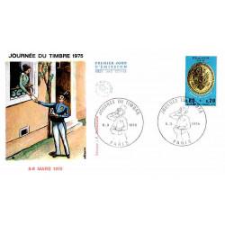 FDC JF - Journée du timbre...
