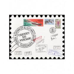 Carnet de timbres TAAF N° C248
