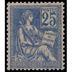 Timbre de France N° 114...