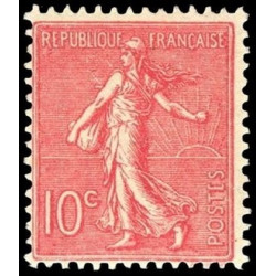 Timbre de France N° 129...
