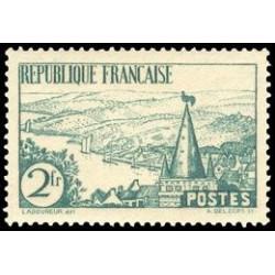 Timbre de France N° 301...