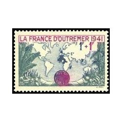 Timbre de France N° 503...