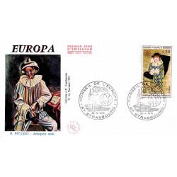 FDC JF - Europa, tableau de...