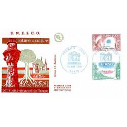 FDC JF - UNESCO (S60/61) -...