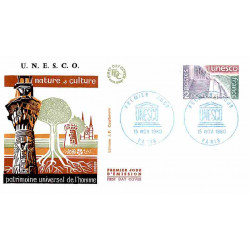 FDC JF - UNESCO (S62) -...