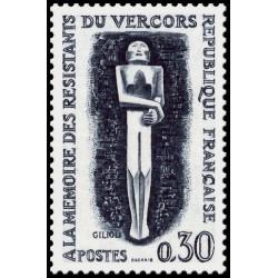 Timbre de France N° 1336...