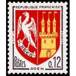 Timbre de France N° 1353A...