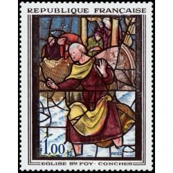 Timbre de France N° 1377...