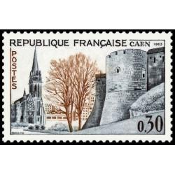 Timbre de France N° 1389...