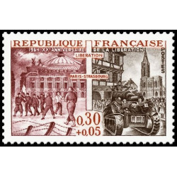 Timbre de France N° 1410...
