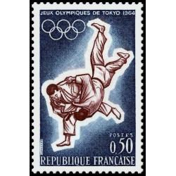 Timbre de France N° 1428...
