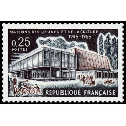 Timbre de France N° 1448...