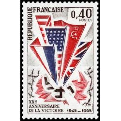 Timbre de France N° 1450...