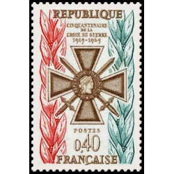 Timbre de France N° 1452...