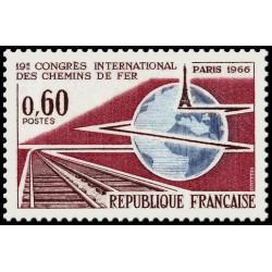 Timbre de France N° 1488...
