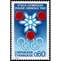 Timbre de France N° 1520...