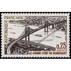 Timbre de France N° 1524...