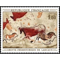 Timbre de France N° 1555...