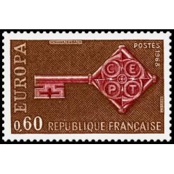 Timbre de France N° 1557...