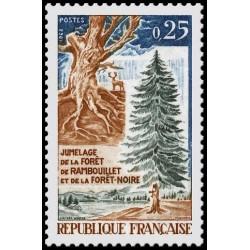 Timbre de France N° 1561...