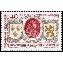 Timbre de France N° 1563...