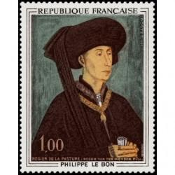 Timbre de France N° 1587...