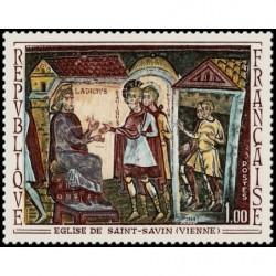 Timbre de France N° 1588...