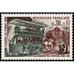Timbre de France N° 1589...