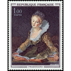 Timbre de France N° 1702...