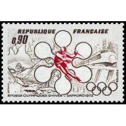 Timbre de France N° 1705...