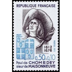 Timbre de France N° 1706...