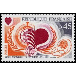 Timbre de France N° 1711...