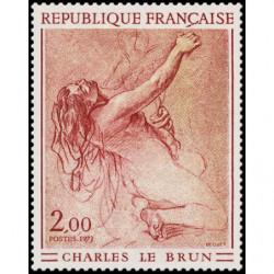 Timbre de France N° 1742...