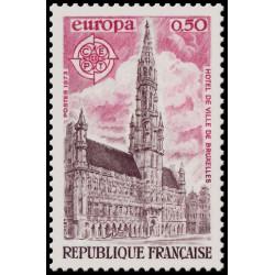 Timbre de France N° 1752...