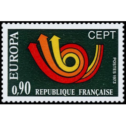Timbre de France N° 1753...